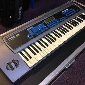 Keyboards, synths /modules