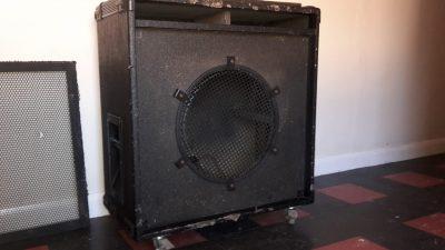 Guitar/Bass Amplifiers